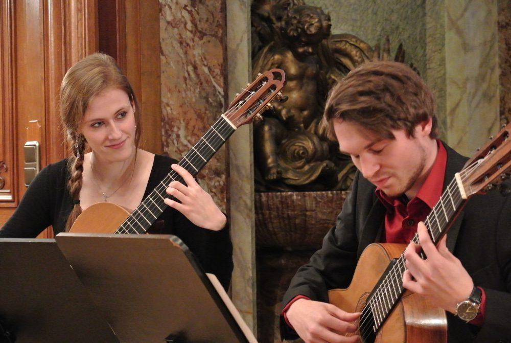 Guitar Duo Reichelt & Nissen
